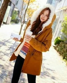 Winter Korean Clothing For Teens 2014