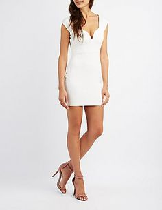 Dresses for Women: Bodycon, Shift & Skater | Charlotte Russe