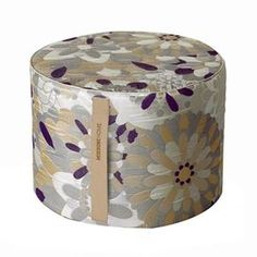 Bring rich color and texture to your living room, den, or guest bedroom with this fashion-forward accent from Missoni.Product: Pouf