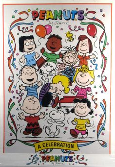 Limited-Edition Peanuts Gang 45th Anniversary