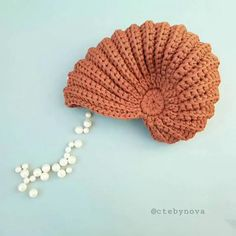 Crochet Shell Pattern, Crochet Backpack Pattern, Irish Crochet Patterns, Crochet Basket Pattern, Crochet Motif, Crochet Designs, Crochet Quilt, Tunisian Crochet, Knitting Yarn Diy