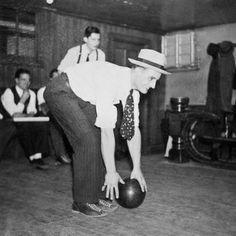 #retro #classic #bowling #throwback #oldschool