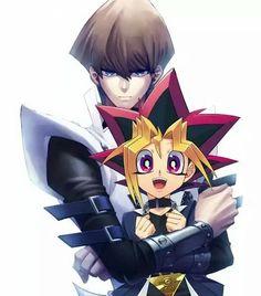 Yu-Gi-Oh! Yu Gi Oh, Awesome Anime, Anime Love, Yugioh Yami, White Dragon, Me Me Me Anime, Memes, Manhwa, Cute Couples