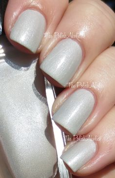 My latest perfect polish, goes with everything - Sally Hansen Bait Me 110 Triple Shine
