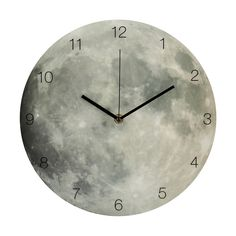 Our glow in the dark wall clock is perfect for your child's room. String Lights, Wall Lights, Touch Lamp, Dark Walls, Paraffin Wax, Quilt Cover Sets, Brushed Metal, Tripod Lamp, Home Entertainment