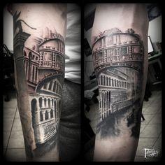 Tatuaggeria - I migliori tatuaggi | Portfolio creazioni  #venice #venezia #tatuaggeria