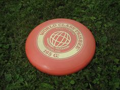 Frisbee from early years