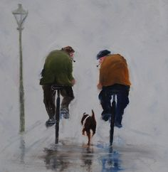 'Pipes & Pals' | Gallery | Des Brophy