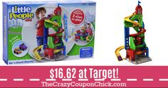 **BLACK FRIDAY** Little People Sit and Stand Skyway ONLY $16.62 (Originally $26) at Target! Target Deals, People Sitting, Little People, Black Friday, Short People, Petty People