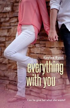 Book Flirts: EVERYTHING WITH YOU by Kaylee Ryan -- COVER REVEAL...