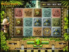 K'atun: Mayan Quest - 3D virtual casino slots game on Behance