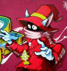 El mejor arte urbano de Noviembre 2012 : Distorsion Urbana