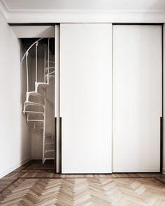 Quincoces-Dragò & Partners - Apartment Roma - Photo by Alberto Strada
