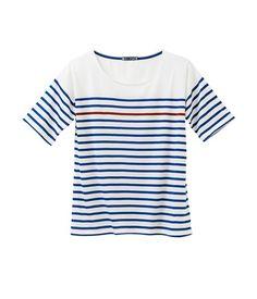 T-shirt cotton blue 30 euro