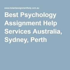 psychology courses sydney law essay help