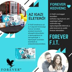 Vital5  #454-459 Forever Life, Clean 9, Forever Living Products, Aloe Vera Gel, Adhd, Health, Fitness, Board, Products