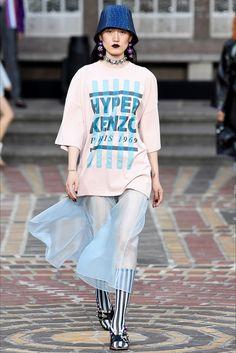 Sfilata Moda Uomo Kenzo Parigi - Primavera Estate 2018 - Vogue