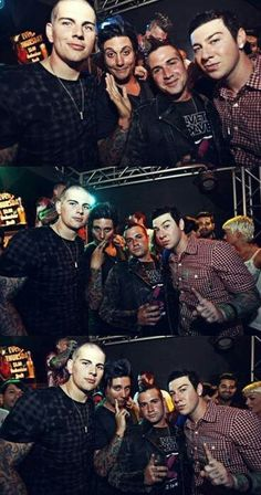 It's funny how Syn is the only one that really changed stance and expression throughout the pictures.