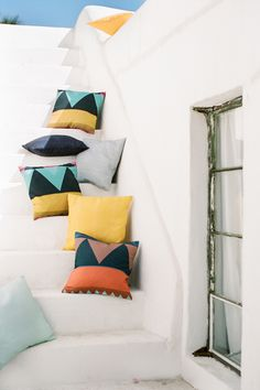 Gorgeous textile products by Nine Space | 79 Ideas