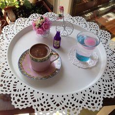 En Şık Türk Kahvesi Sunumu Örnekleri