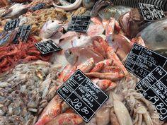 Peixes e Frutos do Mar #receitaitaliana #mercado #mercato #market #italia #italy #roma #rome #comida #cibo #food #receita #receitas #recipe #ricetta #eataly #eatalyroma #peixe #fish #pesce #frutosdomar #seafood #fruttidimare