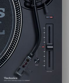 The Direct Drive Turntable has continued evolving as the world standard DJ turntable. Hifi Music System, Dj System, Audio System, Galaxy Phone Wallpaper, Dj Images, Technics Sl 1200, Technics Turntables, Direct Drive Turntable, Dj Gear