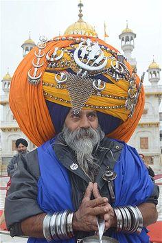 Interestingly headgear