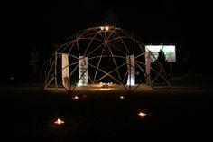 """Istallazione """"Memoria"""" per l'inaugurazione del Pistoia Nursery Park. 2013 Impressioni. Ceramica- tecnica mista by Giovanni Maffucci"""