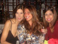 Gazzetta Hédoné Gourmet Awards María Forcada, Jacqueline Benítez y Paulina Feltrin