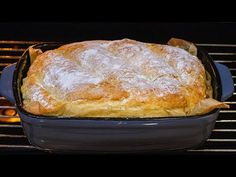 La ricetta ideale per i PRINCIPIANTI! Tenero e gustoso pane fatto in casa.| Saporito.TV - YouTube Recipes For Beginners, French Toast, Bread, Homemade, Breakfast, Desserts, Food, Stuffed Bread, Noodle
