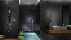 """Bathroom   Ambientazione bagno Modello: Techno - """"H2OMIX3000"""""""