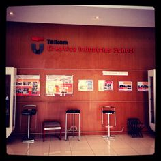 Out and About in Bandung: Telkom Creative Industries School. #Indonesia