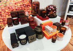 Voluspa Candles smell delicious and are very long lasting. #IndigoHome #IndigoFaves #Fall2014