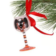 Tennessee Volunteers Hand-Painted Mini Wine Glass Christmas Ornament! Check out all of the Vols Holiday decor here: http://pin.fanatics.com/COLLEGE_Tennessee_Volunteers_Accessories_Holiday_Items/source/pin-tennessee-holiday-decor-sclmp