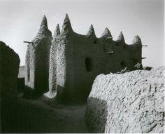 Mud Mosques, Mali: T
