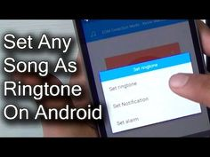 How to make a song a Ringtone on Android Phone Android Phone Hacks, Cell Phone Hacks, Smartphone Hacks, Iphone Hacks, Computer Gadgets, Computer Help, Computer Internet, Computer Tips, Android Tutorials