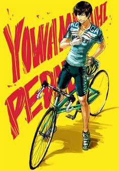 Yowamushi Pedal || Arakita