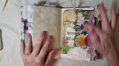 #22 vintage junk journal Sold