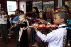 Knoxville, TN is raising money for the Joy of Music School