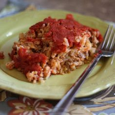 Layered Cabbage Rolls