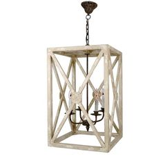 Shop Dallas 4 Light Wood Lantern by Lillian Home. Wooden light fixtures for any house decorations, kitchen island light fixture in wood finish, gold lightings. Lantern Chandelier, Lantern Pendant, Chandelier Lighting, Chandeliers, Entry Chandelier, Kitchen Chandelier, Wooden Lanterns, Hanging Lanterns, Hanging Lights