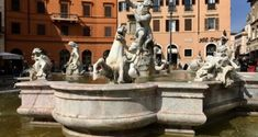 Top 10 Sights in Rome: a Walking Itinerary - Routes and Trips Rome Sights, Walking Map, Me On A Map, Statue Of Liberty, My Photos, Italy, Trips, Outdoor Decor, Travel