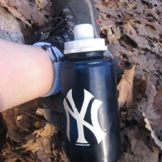 Now that's a real water bottle