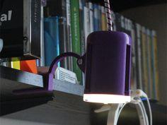 3dp LED Deak Light