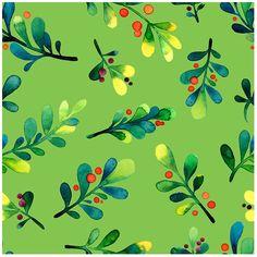 """- Branch pattern -"" Throw Pillows by Losenko Mila | Redbubble"