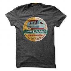 Summer Camp - #gift for friends #graduation gift. ORDER NOW => https://www.sunfrog.com/Outdoor/Summer-Camp-DarkGrey-44234898-Guys.html?id=60505