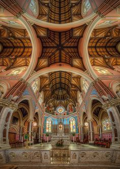 St Mary Star of the Sea, West Melbourne, Melbourne, Victoria, by Chris Mitchell, on Flickr.