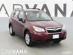 cool 2016 Subaru Forester Forester 2.5i - For Sale View more at http://shipperscentral.com/wp/product/2016-subaru-forester-forester-2-5i-for-sale-2/