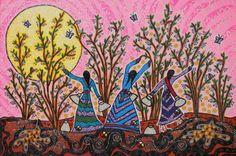 """Algumas mulheres em todo o mundo se orgulham tanto de sua condição que seguem uma filosofia de vida chamada """"Sagrado Feminino"""". Esse estilo de vida – que vem sendo adotado pelo pú…"""