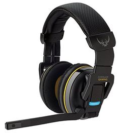 BUY NOW Corsair Gaming H2100 Dolby 7.1 Wireless Gaming Headset (CA-9011127-NA) Enjoy legendary audio with zero hassle. You get 2.4GHz wireless freedom